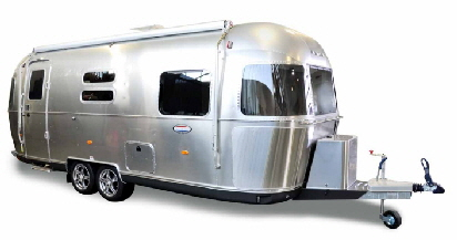 Airstream Travel Tailer - All Models and Floorplans